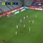 Lille 1-0 Marseille - Jonathan David 90'
