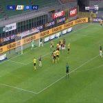 Milan 0-1 Udinese - Rodrigo Becao 68'