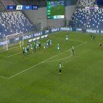 Sassuolo 1-0 Napoli - Nikola Maksimovic OG 34'