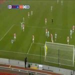 Stoke 1-[2] Swansea - Andre Ayew penalty 90'+5'
