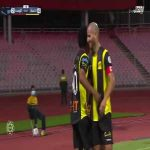 Al Ittihad [4] - 2 Al-Wehda — Romarinho 90' + 5 — (Saudi Pro League - Round 22) — Hattrick