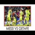 Analysis of Messi's famous goal vs getafe