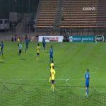 Aubagne 0-1 Toulouse - Kouadio Kone 9'