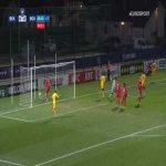 Beauvais 0-1 Boulogne - Oussama Abdeldjelil 45'+1'