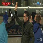 Bruk-Bet Termalica Nieciecza 1-[1] Sandecja Nowy Sącz - Kacper Śpiewak OG 52' (Polish I liga)