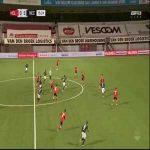 Helmond 0-6 NEC Nijmegen - Bart van Rooij 76'