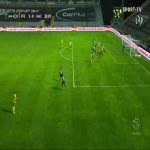 Paços Ferreira 2-0 Nacional - Luther Singh 33'