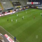 Paderborn 2-[2] Darmstadt - Tim Skarke 65'