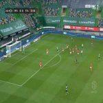 Sporting 1-0 Santa - Pedro Gonçalves 22'