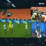 Valencia 0-1 Villarreal - Gerard Moreno penalty 40'