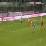 Wurzburger Kickers 0-2 Heidenheim - Christian Strohdiek OG 64'