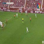 Albacete [1]-1 Logrones - Alfredo Ortuno 90'+3'