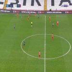 Besiktas 2-0 Gaziantep - Vincent Aboubakar 72'