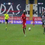 Besiktas 2-[1] Gaziantep - Nouha Dicko penalty 90'