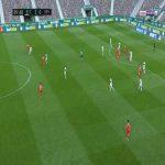 Elche 2-[1] Sevilla - Luuk de Jong 90'
