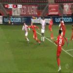 Twente 1-[1] Willem II - Vangelis Pavlidis 81'