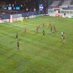GFC Ajaccio 0-3 Lille - Malick Lopy OG 84'