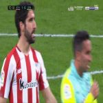 Rui Silva (Granada) penalty save against Athletic Bilbao 71'