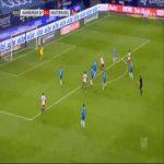 Hamburger SV [1]-1 Holstein Kiel - Simon Terodde 24'