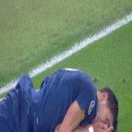 Marko Grujić (Porto) pulling a modern day Busquets vs Juventus - 118'