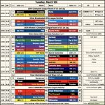 [OC] A Cheat Sheet/Fixtures Slate for a Champions League Tuesday