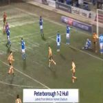 Peterborough 1-[2] Hull - Keane Lewis-Potter 49'