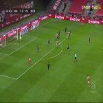 SC Braga [2]-0 Vitória SC - Abel Ruiz 40'