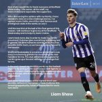 Liam Shaw following his move to Celtic from Sheffield Wednesday.