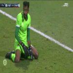 Al-Wehda 2 - [4] Al Hilal — Bafétimbi Gomis 77' — (Saudi Pro League - Round 23) - Hattrick
