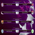 UEFA Women's Champions League 2020/21 Quarter-Final Draw