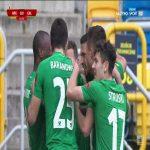 Arka Gdynia 0-1 Górnik Łęczna - Michał Mak 53' (Polish I liga)