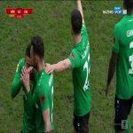Arka Gdynia 0-2 Górnik Łęczna - Bartosz Śpiączka 68' (Polish I liga)