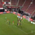 AZ Alkmaar 3-[1] Twente - Albert Gudmundsson OG 40'