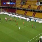 Benevento 0-2 Fiorentina - Dušan Vlahović 26'