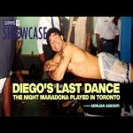 Diego's Last Dance | The Night Maradona Played In Toronto