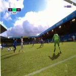 Leeds United 0-0 Chelsea - Edouard Mendy Great Save