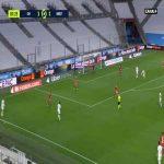 Marseille [2]-1 Brest - Florian Thauvin 88'