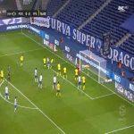 FC Porto 1-0 Paços Ferreira - Pepe 77'