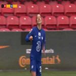 [Women] Bristol City 0 - [1] Chelsea - Sam Kerr 2'