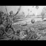 WWI: The British Soldiers Who Played Football In Battle (Weird Stories)