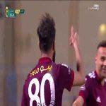 Al Batin 0 - [1] Al-Faisaly — Mohammed Al-Saiari 5' — (Saudi King's Cup - QF) - Nice FK