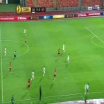 Zamalek 0-1 Esperance Tunis - Hamdou Elhouni 73'