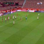 Sevilla 1-0 Elche - Youssef En Nesyri 43'