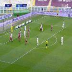 Torino 0-2 Sassuolo - Domenico Berardi 38'