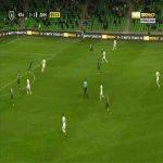 Krasnodar 2-[2] Dynamo Moscow - Konstantin Tyukavin 66'