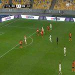 Shakhtar 0-1 Roma [0-4 on agg.] - Borja Mayoral 49'