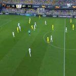 Villarreal 1-0 Dynamo Kiev [3-0 on agg.] - Gerard Moreno 13'