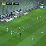 Saint-Étienne 0-1 Monaco - Stevan Jovetic 13'