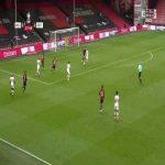 Bournemouth 0-3 Southampton - Nathan Redmond 59'