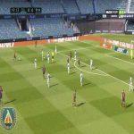 Celta de Vigo 0-[1] Real Madrid - Karim Benzema 20'